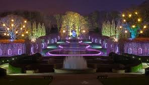 Alnwick Garden, Northumberland - a great day out from Dowfold House Bed and Breakfast.