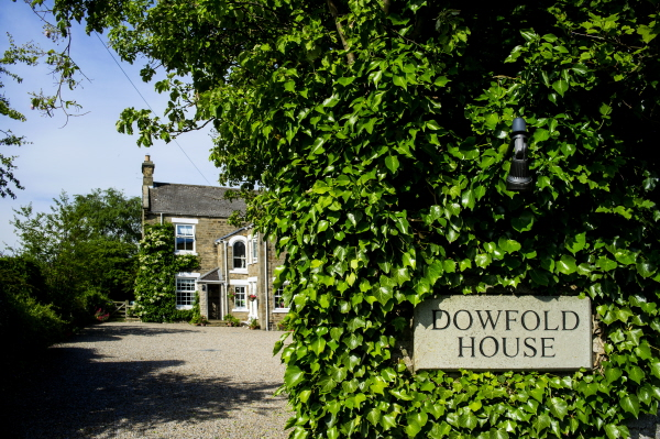Enter Dowfold House for a relaxing, welcoming experience