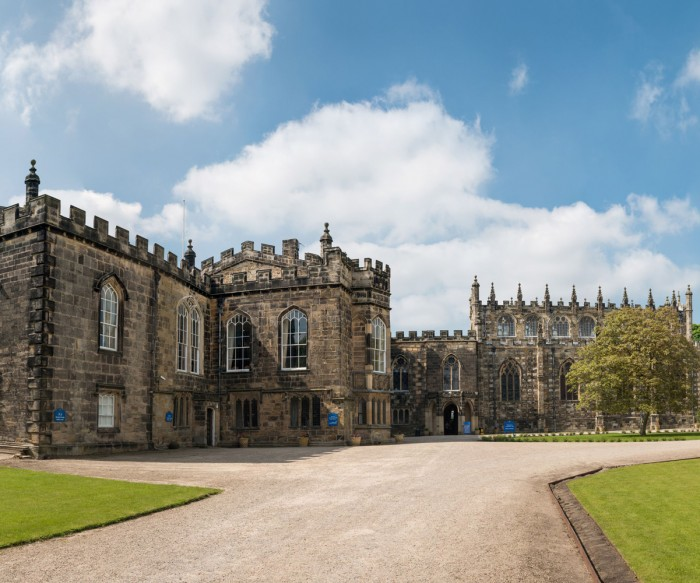 Auckland Castle - just 15 minutes from Dowfold House Bed and Breakfast