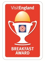 EnjoyEngland Breakfast Award